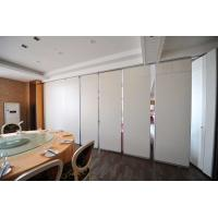 Apartment / Hotel Movable Folding Partition Walls Insulation Energy Saving