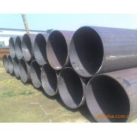 Quality API 5L ERW Steel Line Pipes for Gas Transferring for sale