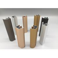 Quality Custom Color 6063 T5 Anodized Aluminum Profiles Oxidation Resistance ROHS / SGS for sale