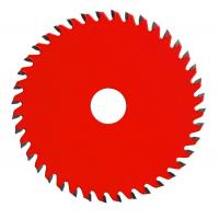 Quality Red Carbide Steel TCT Saw Blade Cut Off , Sharpening Circular Saw Blades For Wood for sale