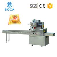China Bread Packing Machine Manual Twist Roll Bakery on sale