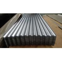 China Durable 836 Mm Galvanized Steel Sheet Coil With Regular Spangles Surface on sale