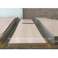 Buy cheap Tisco Stainless Steel Cold Rolled Sheet 4x8 201 Grade Stainless Steel Plate from wholesalers
