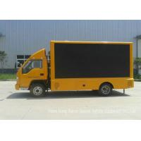 Quality Forland Mobile LED Billboard Truck With 3 Side LED Screen For Advertising Display for sale