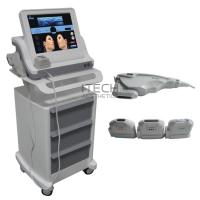 Quality High Intensity Focused Ultrasound / HIFU Face Lift Machine For Wrinkle for sale