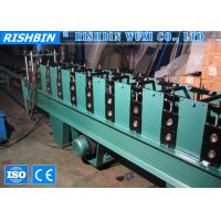 Quality Gear Box Driving Drywall Partition Wall Angle Roll Forming Machine for Wall Frame for sale