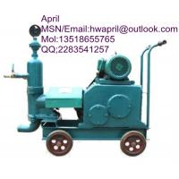 Quality Single Cylinder Piston Grout Pump for sale