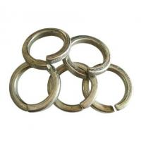 Quality Machinery Stainless Steel Spring Washers Galvanized Spring Lock Washers for sale