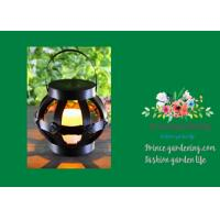 Quality Mini Round Woven Solar Garden Lights for sale