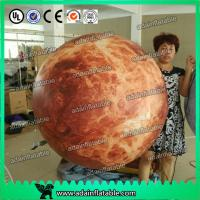 Quality Event Party Decortion LED Lighting Inflatable Venus Ball Customized for sale