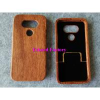 Quality LG G5 Cases Classic Retro Wood Phone Case Back Cover Genuine Natural Wood/Bamboo Phone Cover With Wholesale Price for sale