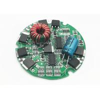 Quality Round BLDC Water Pump Controller , Automatic Motor Pump Controller With PWM Control for sale