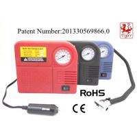 Quality Plastic Car Tire Pump Inflator for sale