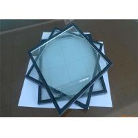 Quality Double Glazed Insulated Tempered Glass / Tempered Safety Glass For Airports for sale