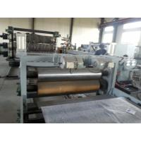 Quality One - Layer Smooth PE / PP Sheet Extrusion Machine For Plastic Plate for sale