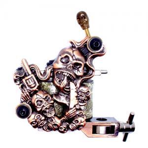 Quality custom Stainless Steel handmade shader tattoo machines guns for sale