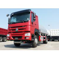 Quality 4x2 10CBM Natural Gas Tanker Trucks , 290HP Diesel Engine Bulk Tank Truck for sale