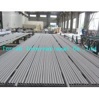 Quality EN 10088-2 Cold Drawn Stainless Steel Tube For General Purposes Corrosion Resisting for sale
