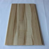 Buy Waterproof Wood Plastic Composite Exterior Wall Cladding Interior Decoration at wholesale prices