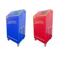 Quality 65kg Red Transmission Cooler Flush Machine Cycle Clenaing 20L Oil Drum for sale