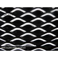 Quality Mild Steel Expanded metal mesh /Iron black expanded metal sheet for sale