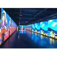 Quality Indoor Stage Background Led Display Big Screen Full Color P3.91mm For Hire for sale