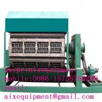 Quality recycling waste paper egg tray machine production line for sale