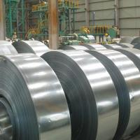 China Hot Dipped Galvanized Steel Strip , Non Fading Polished Stainless Steel Strips on sale