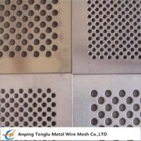 China Punching Hole Wire mesh|Called Perforated Metal With 60° Hole Arrangement on sale