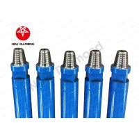 Quality API Standard Water Well Drill Rods / DTH Drill Tube High Resistance Grinding for sale