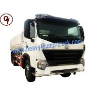 Quality HOWO A7 Water Tanker Oil Delivery Truck 371HP 18000 Liters Capacity for sale