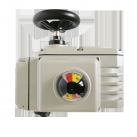 Buy cheap DC Brushless Motor Modulating Electric Valve Actuator With Drive Box from wholesalers