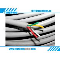 Grease Oil Resistant Silicone Inner Insulated Customized Silicone Rubber Cable