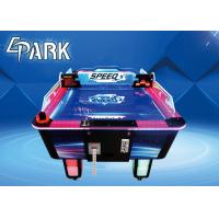 Quality Professional Amusement Game Machines , Full Size Air Hockey Table Coin Operated for sale