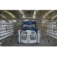 China Automatic Double Jersey Circular Knitting Machine , Double Terry Knitting Machine on sale