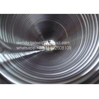 Buy cheap 304 304L 316 316L Stainless Steel Tube annealed Polished Welded round pipe micro from wholesalers