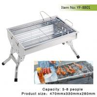 Quality Charcoal barbecue grill for sale