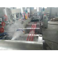 Quality Plastic PET Filament Making Machine For Rope New Market PLC Frequency Converter for sale