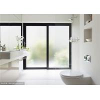 Quality Windows / Doors Temporary Frosted Glass , Acid Etched Glass Free Sample Available for sale