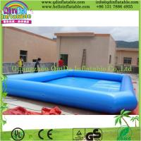 China QinDa Inflatable Pool Toys, Swimming Pool, Water Park, Water Pool on sale