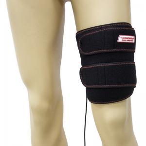 Quality Neoprene Electric Heated Leg Wraps , 12v Leg Wrap Heating Pad for sale