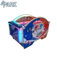 Quality Space Appearance Kids Video Arcade Game Machines UFO Ice Hockey for sale