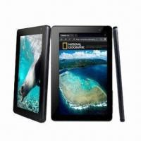 China Dual Core Web Camera Tablet PCs, 1GB RAM, 8GB ROM, Google's Android 4.0, 1,024 x 600 Pixels on sale