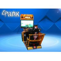 Quality Coin Operated Arcade Video Racing Game Machine For 1 Player for sale