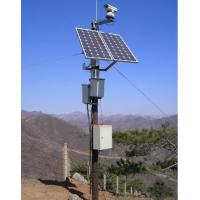 Customized Solar Monitoring System Solar Powered camera 24hours working per day