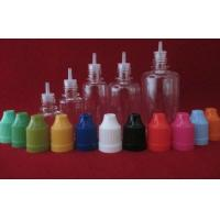Quality wholesale 1000psc/lot 30ml pet eye dropper bottle child resistance for e-cigarette for sale