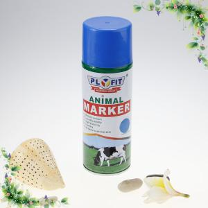 Quality Harmless Cows Pig Cattle Sheep Marking Paint Liquid Coating 400ml 500ml for sale