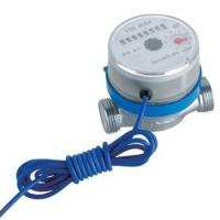 Quality Single Jet Remote Reading Water Meter / automatic water meter for sale