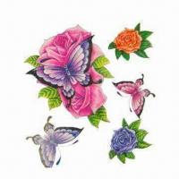 Quality Tattoo Stickers, Available in Various Patterns and Sizes for sale