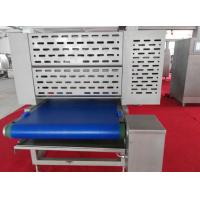 Buy cheap Heatable Cutter Dough Laminator Machine with 4500 Kg/Hr Capacity for Flatbread from wholesalers
